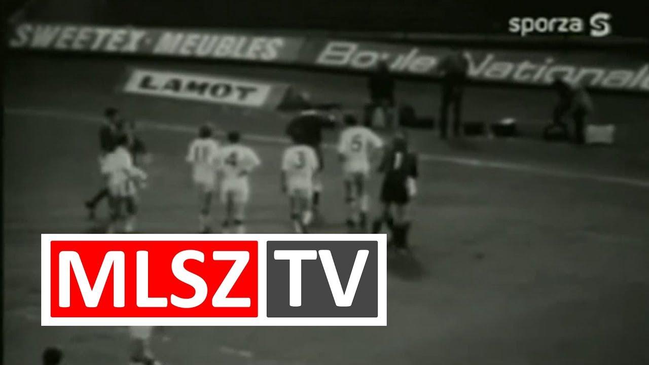 Az 1972-es Európa-bajnokság | MLSZ TV Archív