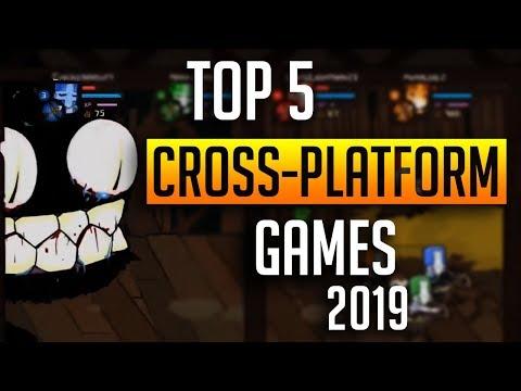 Top 5 Cross Platform Games In 2019 On Steam