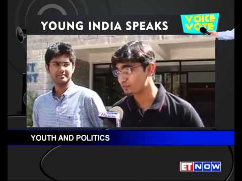 IIM B - Elections 2014 - VOICE VOTE: What Does Young India Want?