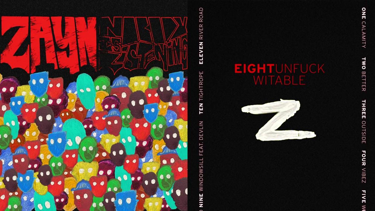 ZAYN - Nobody Is Listening (Album Trailer)