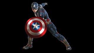 How to make Captain America- Roblox Super Hero Life II