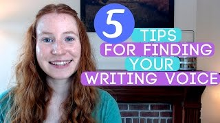 Top 5 Tips to Develop Your Fiction Writing Voice