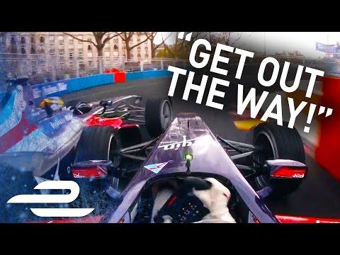 Teammates Hit Each Other! Season 2 Race Recap: Paris - Formula E