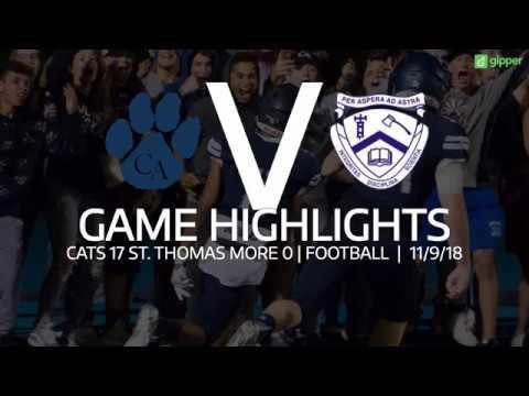 cheshire-academy-football-vs.-st.-thomas-more-11/9/18