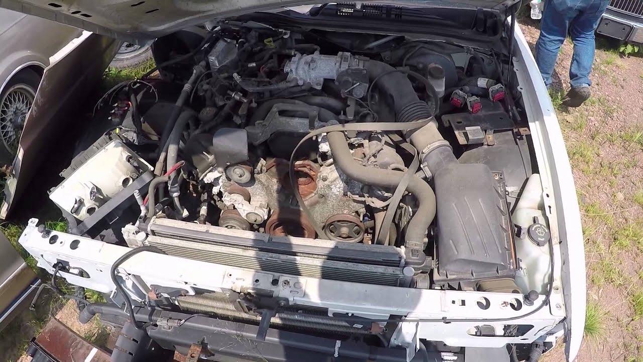 Junk Yard Recon - YouTube