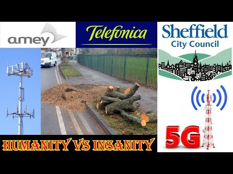 HUMANITY vs INSANITY #103 - 5G : A Threat to ALL LIFE?