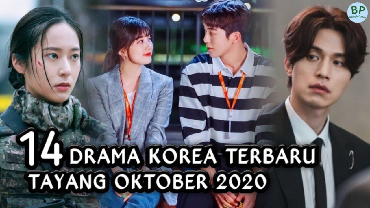 14 Drama Korea Terbaru Tayang Oktober 2020