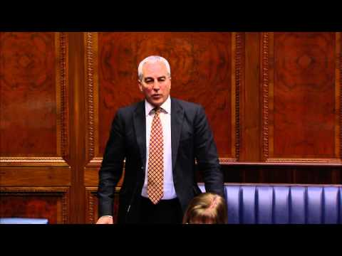 Question Time: Finance and Personnel Tuesday 16 February 2016