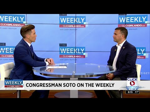 U.S. Rep. Darren Soto talks Puerto Rican housing crisis on 'The Weekly'