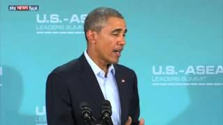 أوباما: سنمنع داعش من التمركز في ليبيا