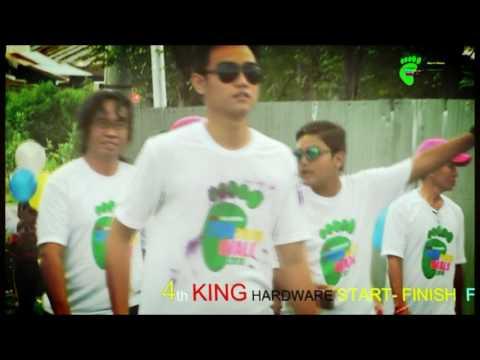 COLOR WALK KING HARDWARE PALU 11 DESEMBER 2016 PART 2