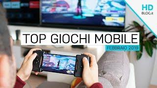 I MIGLIORI GIOCHI PER SMARTPHONE | Febbraio 2019