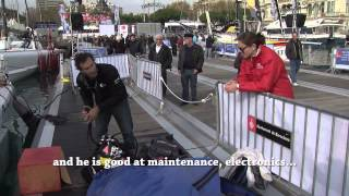 (English) – Week 11 – Cape Horn - South Atlantic Ocean - Barcelona World Race