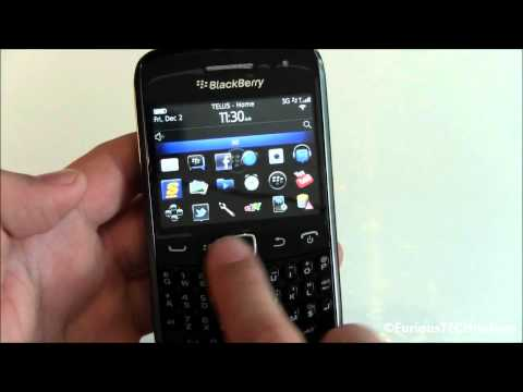 Blackberry Curve 9360 Full Review - HD