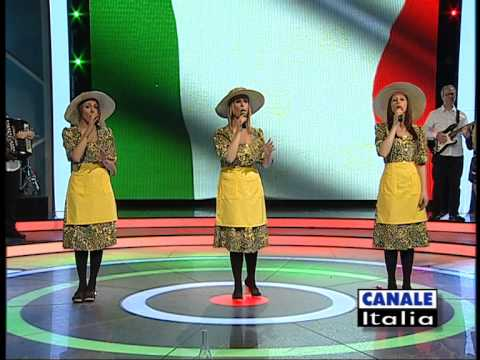 Le Mondine - Inno di Mameli | Cantando Ballando