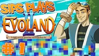 Evoland 2 - Sips Plays - Part #1