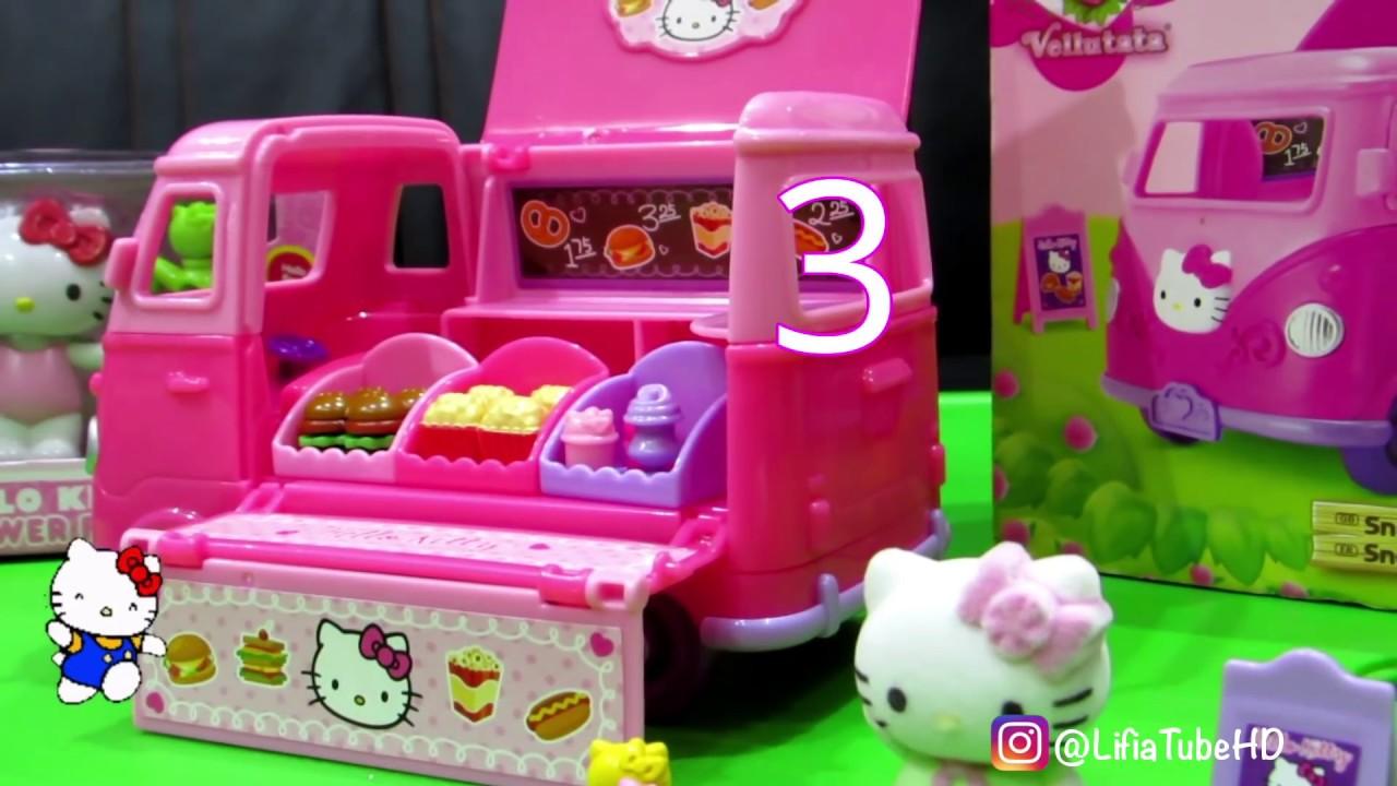 Mainan Anak Perempuan Mobil Hello Kitty Imut Lifia Niala Youtube
