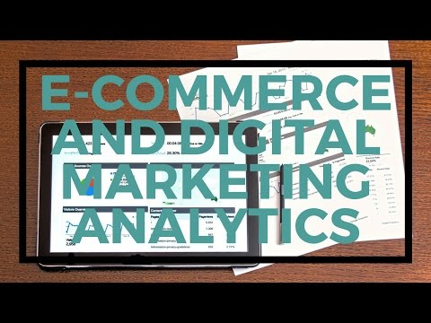 E-Commerce and Digital Marketing Analytics (module 10)