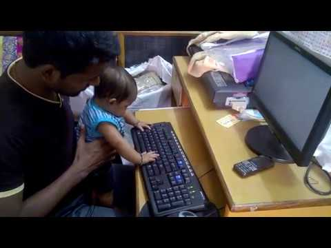 5 months baby checking Lkg results