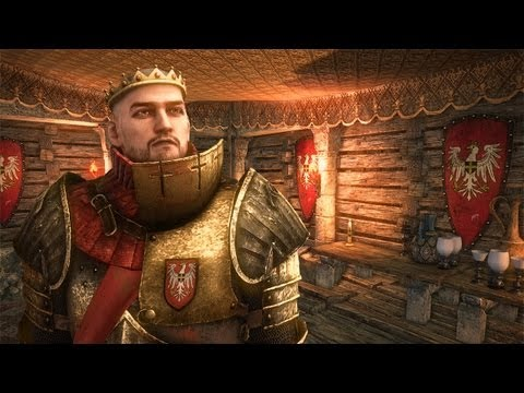 King Radovid of Redania: Geralt Meets the King in Loc Muinne (Witcher 2) |