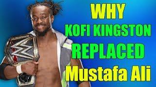 Real Reasons Kofi Kingston REPLACED Mustafa Ali At Elimination Chamber? WWE CHAMPION!