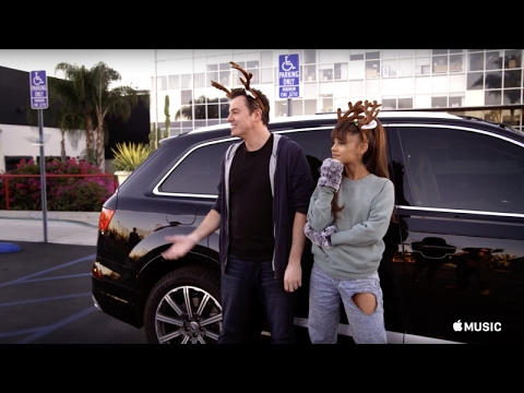 Apple Music Carpool Karaoke The Series — Trailer With Ariana Grande