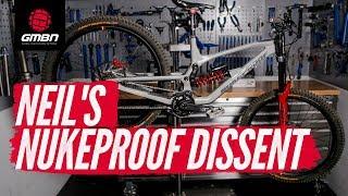 Neil's New Nukeproof Dissent | New Downhill Bike For Whistler Crankworx