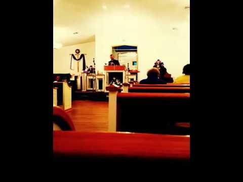 Sky Ministries Church, Pastor Wesley Ward