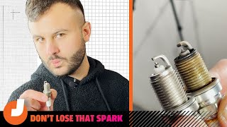 homepage tile video photo for Swapping Out Spark Plugs Isn't as Hard as You Think
