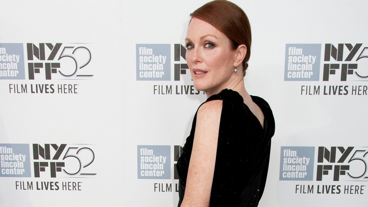 "NYFF52 ""Maps to the Stars"" Red Carpet 