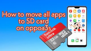 HOW TO MOVE ALL APPS TO SD CARD ON OPPOA3S screenshot 4