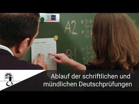CIB Sprachschule - ÖSD Und ÖIF Deutschprüfungen In Wien