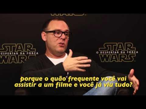 """iG entrevista: Bryan Burk, produtor de """"Star Wars: O Despertar da Força"""""""
