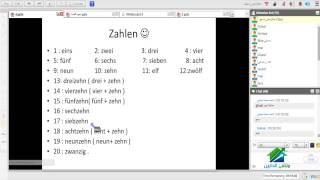 اللغة الألمانية للمبتدئين | أكاديمية الدارين | محاضرة 4