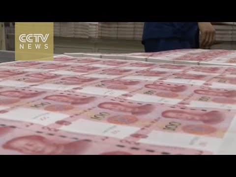 China's central bank to issue new note in November