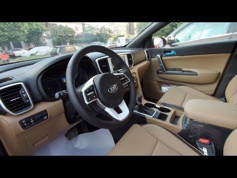 استعراض مواصفات كيا سبورتاج 2020 توب لاين Kia Sportage Youtube