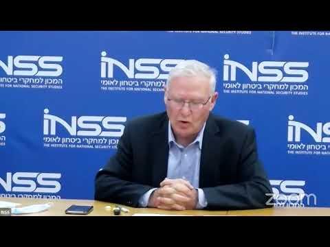 דיון בשידור חי: איך ננצח את הקורונה? הצגת אסטרטגיית ה-INSS