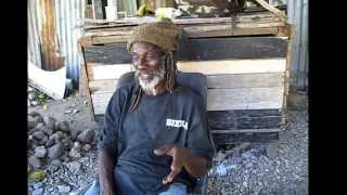 Yard From Abroad Visits Daddy Sizzla in Judgement Yard  The Movie pt one