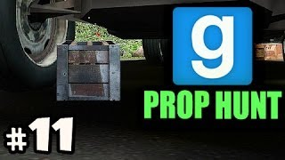 WHAT IF I TOLD YOU - Gmod PROP HUNT w/Nova, Kevin & Immortal Ep.11