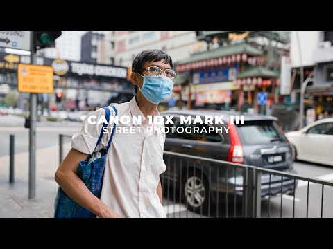 Canon 1DX Mark III Street Photography (#3) | Kuala Lumpur, Malaysia