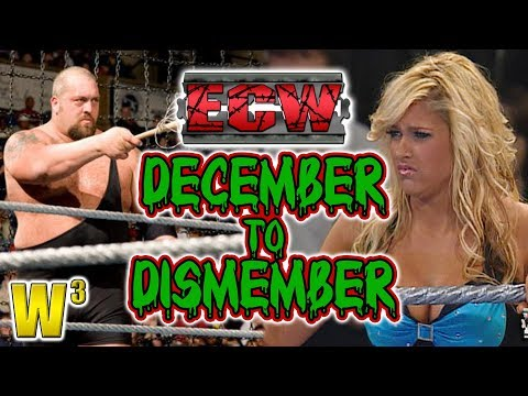 ECW December to Dismember 2006 Review | Wrestling With Wregret