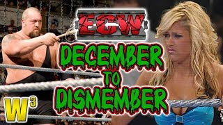 ECW December to Dismember 2006 Review   Wrestling With Wregret