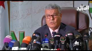 عمار سعيداني / الأمين العام لحزب جبهة التحرير الوطني -elbiladtv