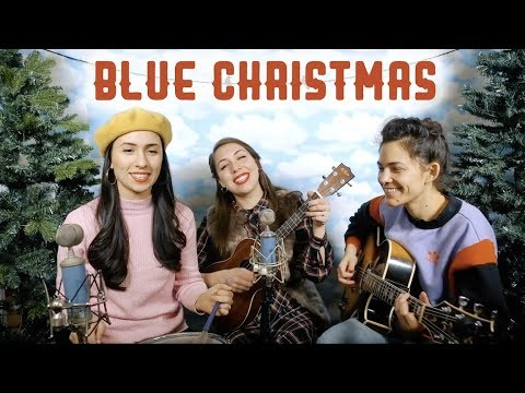 The Ladybugs - Blue Christmas - Feat. Dida Pelled