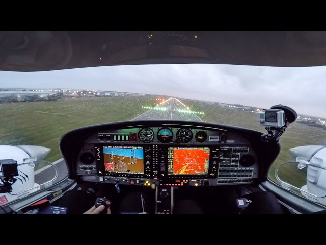 DA42 ME-IR Training | 200+ Kts Gloucester To Coventry IFR | Flight Vlog