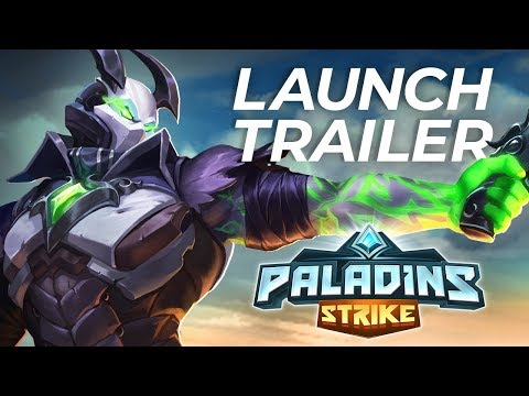 Paladins Leaves Early Access Launching May 8