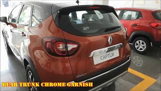 2018 RENAULT CAPTUR PLATINE Diesel Review I Fully Loaded I Features, Price & Specifications