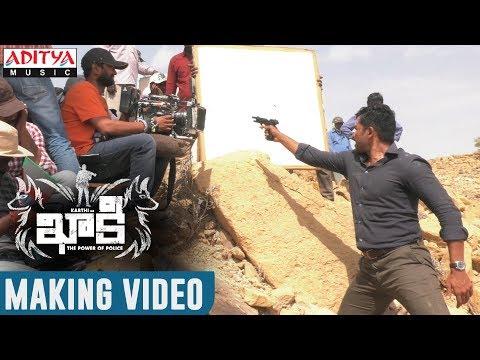 Khakee Movie Making Video || Karthi, Rakul Preet || H.Vinoth || Ghibran