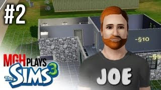 Mgh Plays: Sims 3 - The Journey of Joe King #2 - Home Improvements!(Can we hit 500 likes guys?! Follow me on Twitter: http://www.twitter.com/OfficialMgh Sub to my main channel: http://www.youtube.com/Mgh., 2013-08-16T16:00:36.000Z)