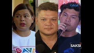 Saksi: Sara, Baste at Pulong Duterte, naiproklama na sa Davao City